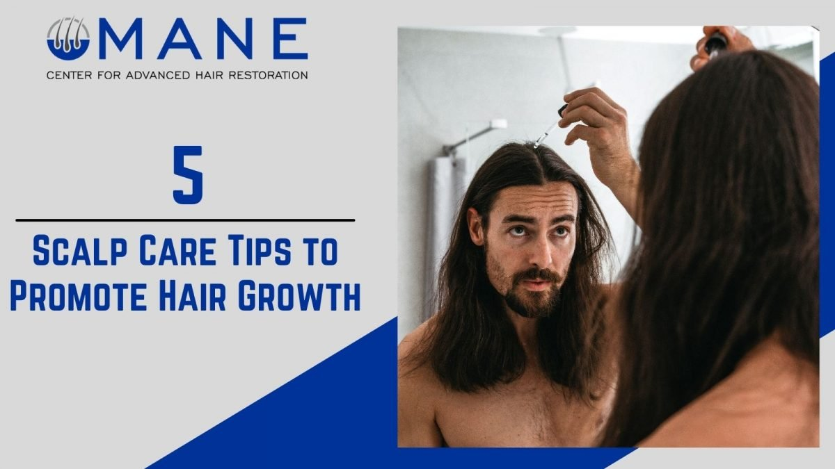 5 Scalp Care Tips to Promote Hair Growth